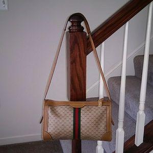GUCCI  SHERRY LINE~ Shoulder Bag~VINTAGE